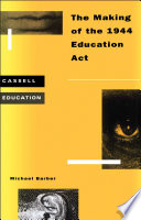 Making of the 1944 Education Act