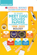 Oswaal NEET  UG  Solved Papers Chapterwise   Topicwise Biology Book  For 2021 Exam