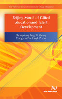 Beijing Model of Gifted Education and Talent Development