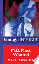 M D  Most Wanted  Mills   Boon Vintage Intrigue
