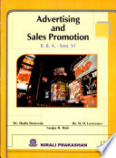 Advertising And Sales Promotion Book PDF
