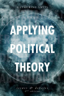 Applying Political Theory