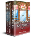 Bakery Detectives Cozy Mystery Boxed Set