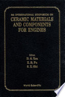 Ceramic Materials And Components For Engines - Proceedings Of The 5th International Symposium