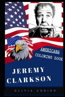 Jeremy Clarkson Americana Coloring Book