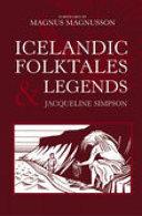Icelandic Folktales   Legends