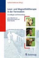 Laser- und Magnetfeldtherapie in der Tiermedizin