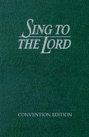 Sing to the Lord Book