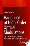 Handbook of High Order Optical Modulations