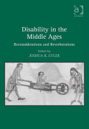 Disability in the Middle Ages
