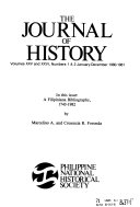 The Journal of History