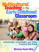 Multicultural Teaching In The Early Childhood Classroom Book
