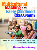 Pdf Multicultural Teaching in the Early Childhood Classroom