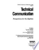 Technical communication. Perspectives for the Eighties