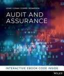 Cover of Audit and Assurance Services 1E Hybrid