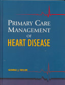 Primary Care Management Of Heart Disease Book PDF