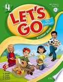 Lets Go Now 4 Student Book with Multi-rom Pack