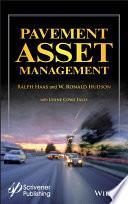 Pavement Asset Management