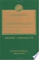 CRC Handbook of Chromatography Book