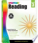 """Spectrum Reading Workbook, Grade 3"" by Spectrum"