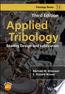 Applied Tribology Book