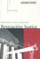 Retroactive Justice
