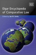 Elgar Encyclopedia of Comparative Law