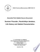 Essential Fish Habitat Source Document