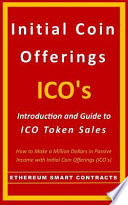 Initial Coin Offerings - Ico's