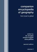 Companion Encyclopedia of Geography