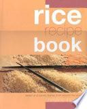 Rice Recipe Book