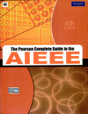 The Pearson Complete Guide To The Aieee  4 E