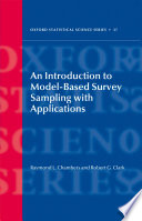 An Introduction to Model Based Survey Sampling with Applications