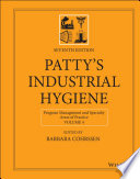 Patty S Industrial Hygiene Program Management And Specialty Areas Of Practice