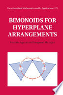 Bimonoids for Hyperplane Arrangements