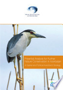 Potential Analysis for Further Nature Conservation in Azerbaijan  : A Spatial and Political Investment Strategy