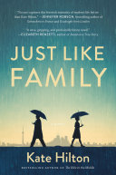 Just Like Family Book