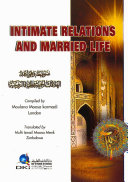 INTIMATE RELATIONS AND MARRIED LIFE ebook