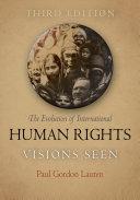 Pdf The Evolution of International Human Rights