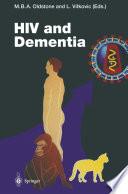 HIV and Dementia Book