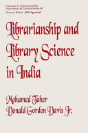Librarianship and Library Science in India