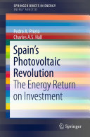 Spain   s Photovoltaic Revolution