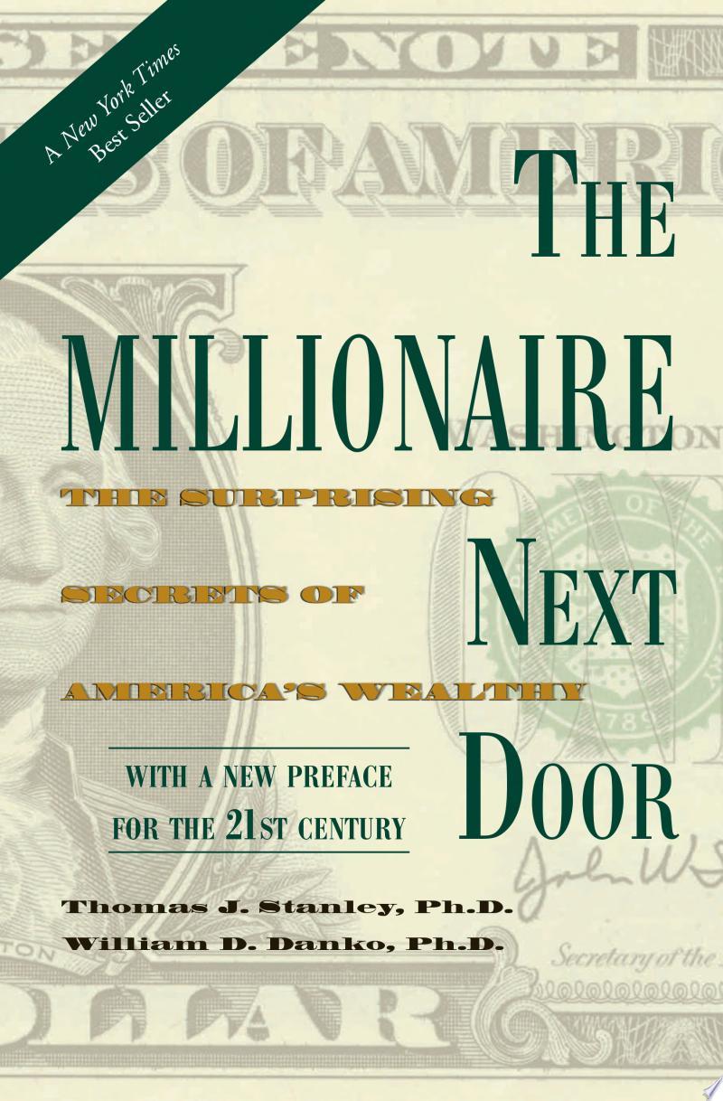 The Millionaire Next Door image