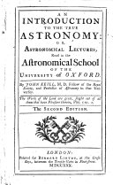 An Introduction to the True Astronomy