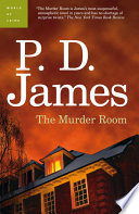 The Murder Room P. D. James Cover