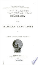 Bibliography of the Salishan Languages