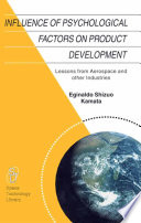 Influence of Psychological Factors on Product Development Book