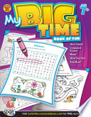 My Big Time Book of Fun  Ages 7   11