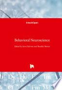 Behavioral Neuroscience Book
