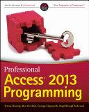 Professional Access 2013 Programming [Pdf/ePub] eBook
